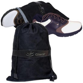 Custom Montauk Sueded Shoe Bag