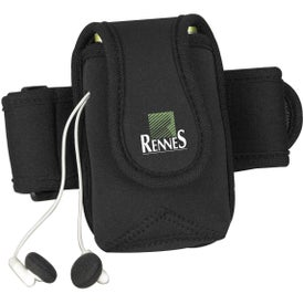 MP3/Audio Device Holder for Advertising