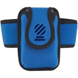 Branded MP3/Audio Device Holder