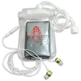 Printed MP3/Cell Phone Pouch