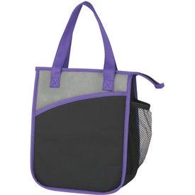 Customized Mr. Kool Lunch Bag