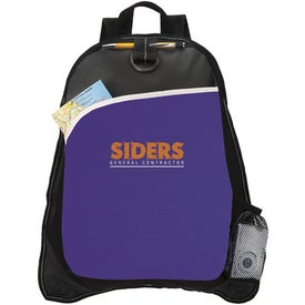 Multi-Function Backpack with Your Slogan