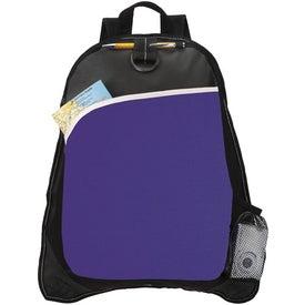 Imprinted Multi-Function Backpack
