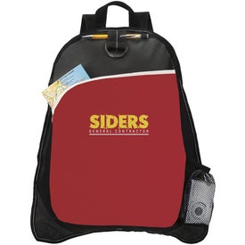 Multi-Function Backpack Printed with Your Logo