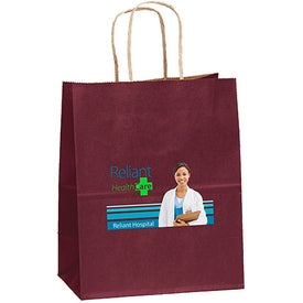 Munchkin Matte Shopper Branded with Your Logo
