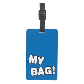 My Bag Luggage Tag for Customization