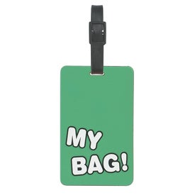 My Bag Luggage Tag for Promotion