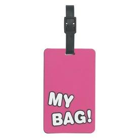 Customized My Bag Luggage Tag
