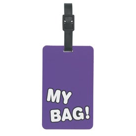 My Bag Luggage Tag with Your Logo