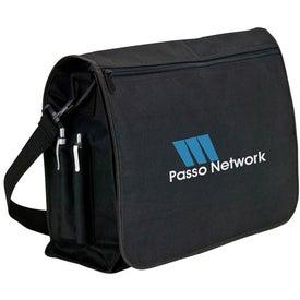 Natura Recycled Messenger Bag