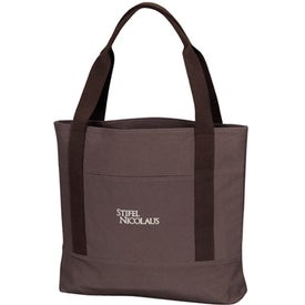 Natural Grocery Shopper Bag