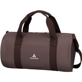 Natural Satchel Duffel