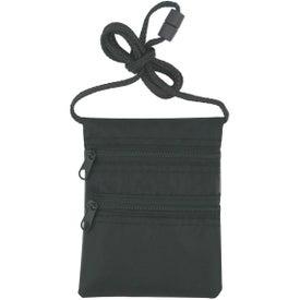 Neck Wallet / Badge Holder with Neck Cord Giveaways