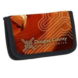 Neoprene Business Card Holder