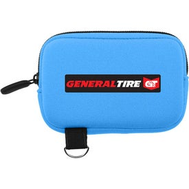 Logo Neoprene Camera Case