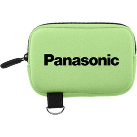 Advertising Neoprene Camera Case