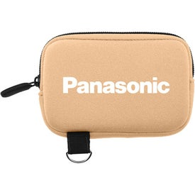 Imprinted Neoprene Camera Case