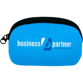 Neoprene Change Pouch with Your Slogan
