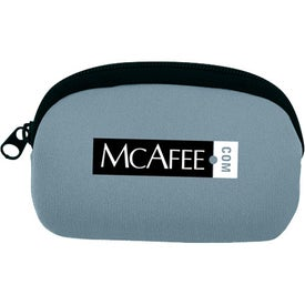 Neoprene Change Pouch Printed with Your Logo