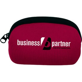 Neoprene Change Pouch with Your Logo