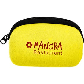 Neoprene Change Pouch Imprinted with Your Logo