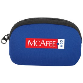 Advertising Neoprene Change Pouch