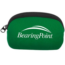 Imprinted Neoprene Change Pouch