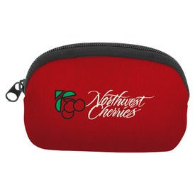 Neoprene Change Pouch for Marketing