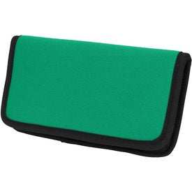 Company Neoprene Checkbook Cover