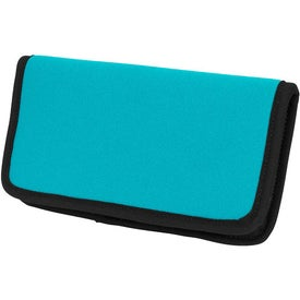 Neoprene Checkbook Cover for Your Organization