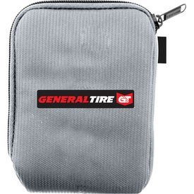 Neoprene Cosmetic Case Branded with Your Logo