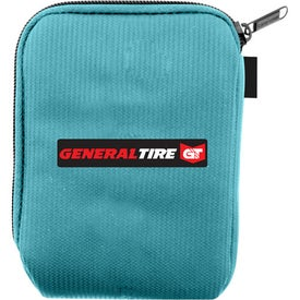 Neoprene Cosmetic Case Printed with Your Logo