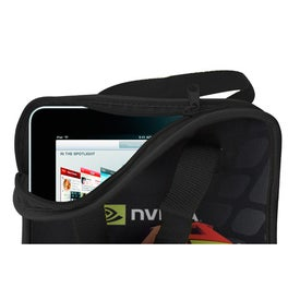 Personalized Neoprene iPad Carrying Case