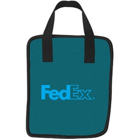 Neoprene iPad Carrying Case for Advertising