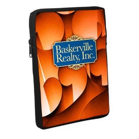 Neoprene iPad Sleeve (Full Color Logo)