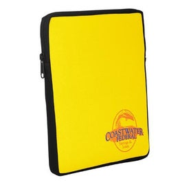 Neoprene iPad Sleeve (Screen Print)
