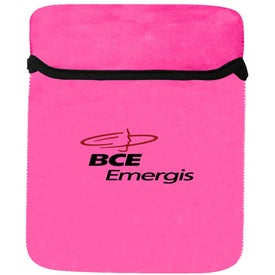 Neoprene iPad Sleeves Imprinted with Your Logo