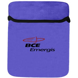 Neoprene iPad Sleeves for Promotion