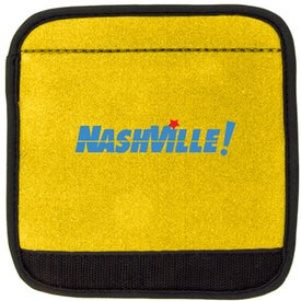 Advertising Neoprene Luggage Handle