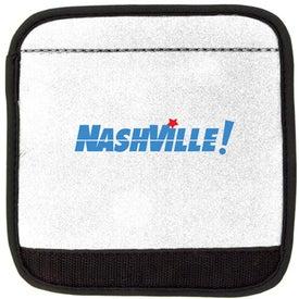 Neoprene Luggage Handle for Advertising