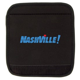 Neoprene Luggage Handle Giveaways
