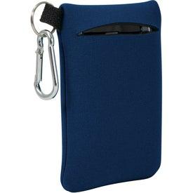 Neoprene Mobile Accessory Holder for Customization