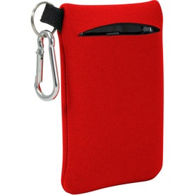 Company Neoprene Mobile Accessory Holder