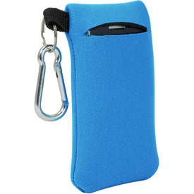 Neoprene Mobile Accessory Holder Printed with Your Logo