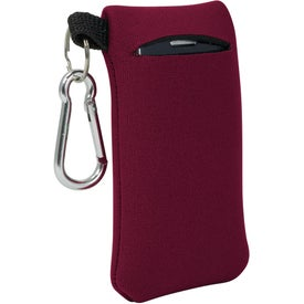 Neoprene Mobile Accessory Holder for your School