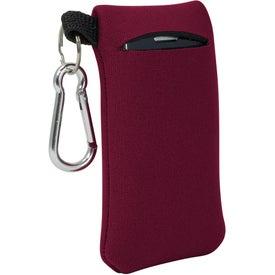 Neoprene Mobile Accessory Holder for your School