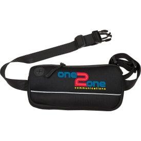 Neoprene Running Waist Pack Belt