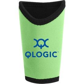 Neoprene Sleeve Branded with Your Logo