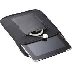 Branded Neoprene Tablet Sleeves for iPad