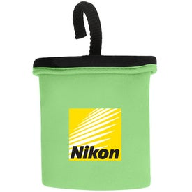 Neoprene Travel Pouch Branded with Your Logo